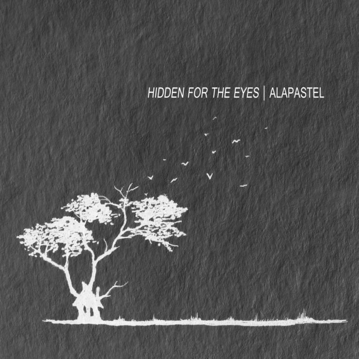 Alapastel - Hidden for the eyes (Cover - Silvia Bobekova art)