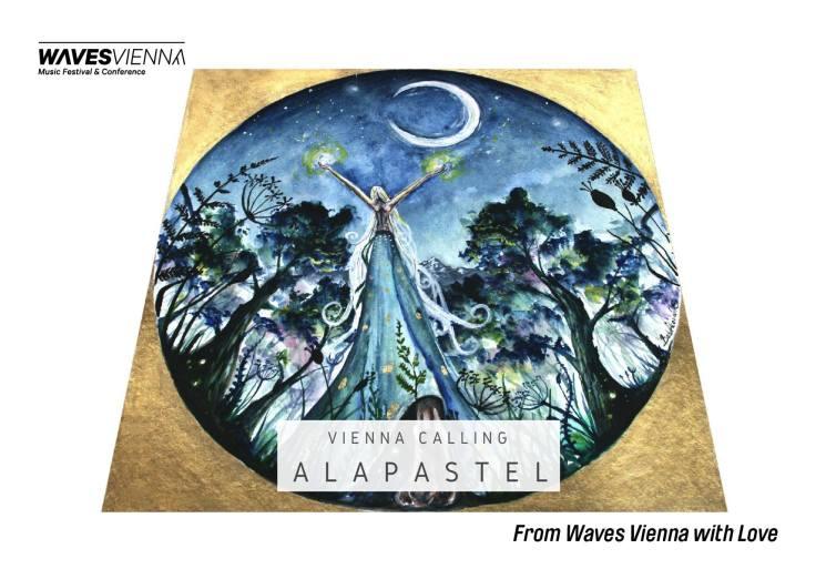 alapastel vienna calling winning postcard